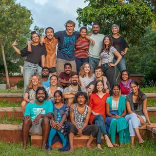 Auroville Peer Education Training