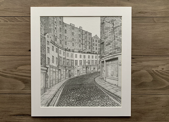 Victoria Street (Print)