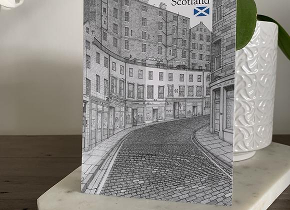 Victoria Street (Card)