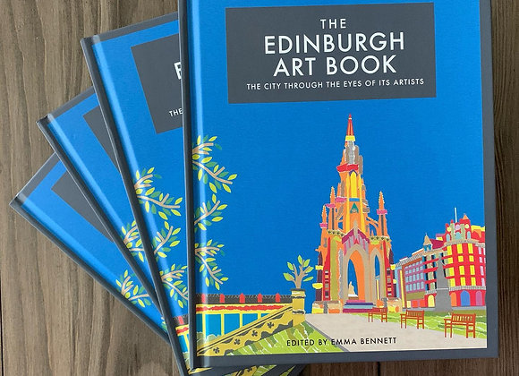 Edinburgh Art Book