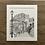 Thumbnail: The Vennel, Edinburgh (Print)