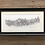 Thumbnail: Old Town - Edinburgh Skyline (Framed Print)