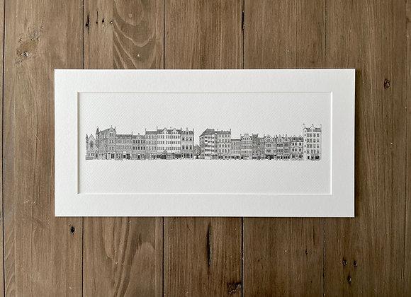 Grassmarket (Print)