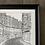 Thumbnail: Victoria Street (Framed Print)