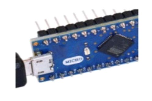 Micro Atmega32u4 5V 16MHz Compatible Development Board for Arduino