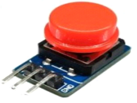 Key module for arduino ( mixed color)