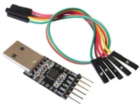 USB2.0 to TTL UART 6PIN Module Serial Converter CP2102 STC