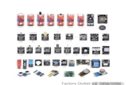 45 in 1 Sensors Modules Starter Kits for Arduinos, Better Than 37 In1 Sensor Mo