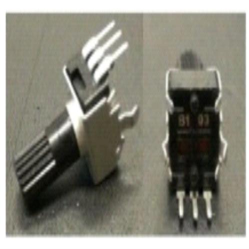 0932 Single Union Potentiomete: B2K, B5K, B10K, B20K