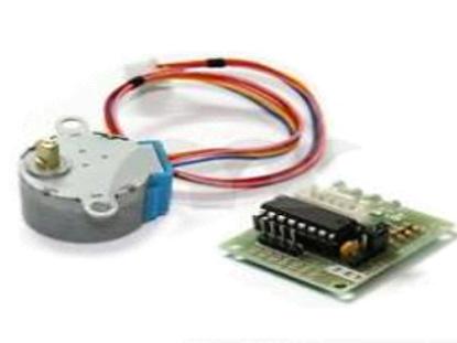 Smart Electronics 28byj-48 5V 4 Phase DC Gear Stepper Motor + Uln2003 Driver Boa