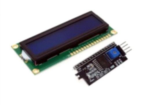 Hot Selling LCD1602+I2c LCD 1602 Module Blue Screen Iic/I2c for Arduino Display