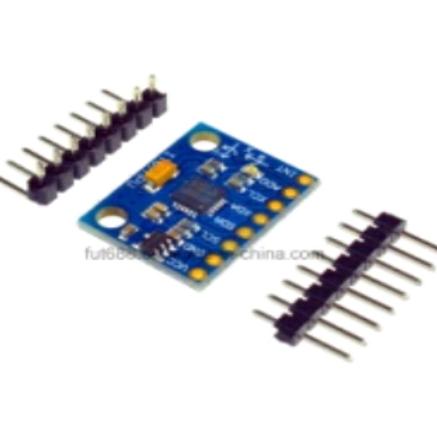 Gy-521 Mpu-6050 Mpu6050 Sensor Module 3 Triple Axis Gyroscope Accelerometer Comp