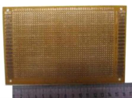 PCB Universal Circuit Breadboard:5x7cm, 7x9cm, 9x15cm