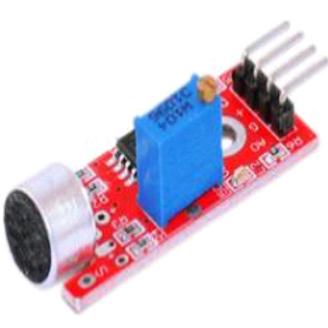 Sound Microphone Voice Sensor Module