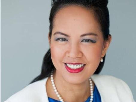Dr Vanessa Atienza-Hipolito - Finalist for National Entrepreneur Awards 2021