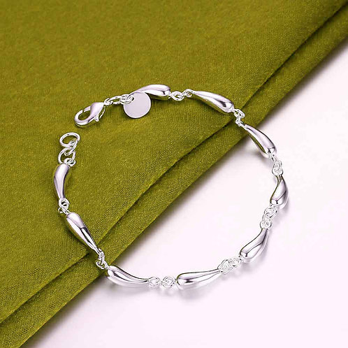 925 Sterling Silver bracelet - unique design