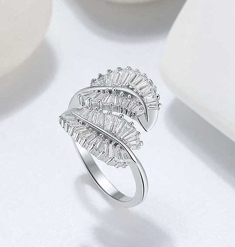 Dress Ring - fully adjustable - 925 Sterling Silver