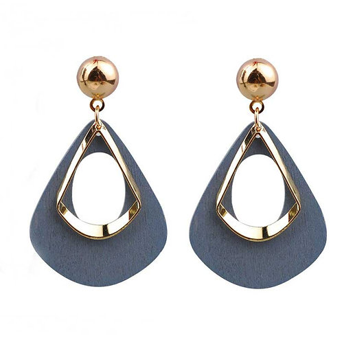 Stud Earrings with a contemporary style