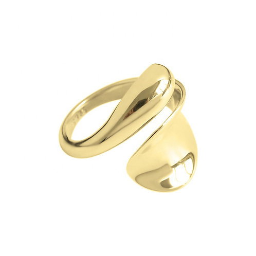 jewellery ring gold contemporary