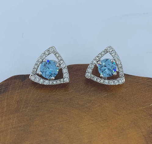 swarovski silver stud earrings jewellery