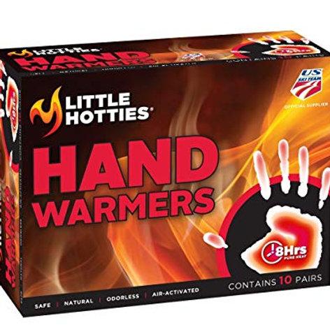 Little Hotties Hand Warmers 10 pack