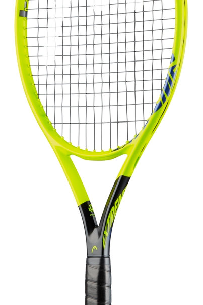 19-HEAD Graphene 360 Extreme Team L2 Tennis Racquet