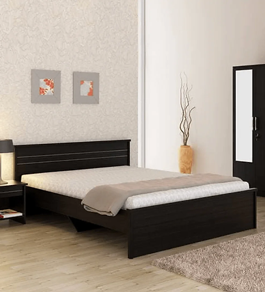 Roco Bed in Brown Color