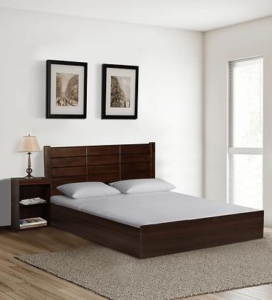 Testu Bed in Brown Color