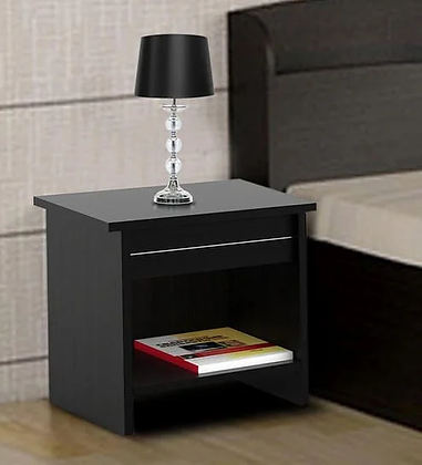 Ultimate Bed Side Table in Brown Color