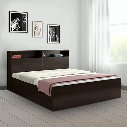 Beta Bed in Brown Color