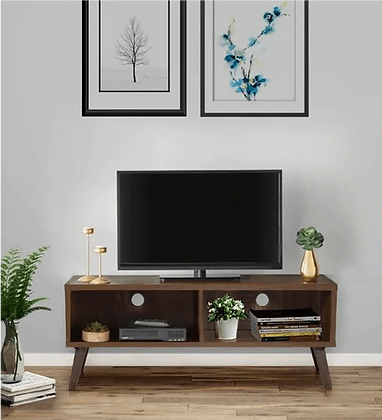 Ameo TV Unit in Brown Color