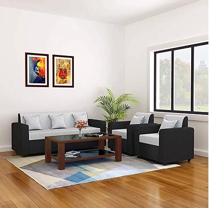 Classic Black Color Sofa Set