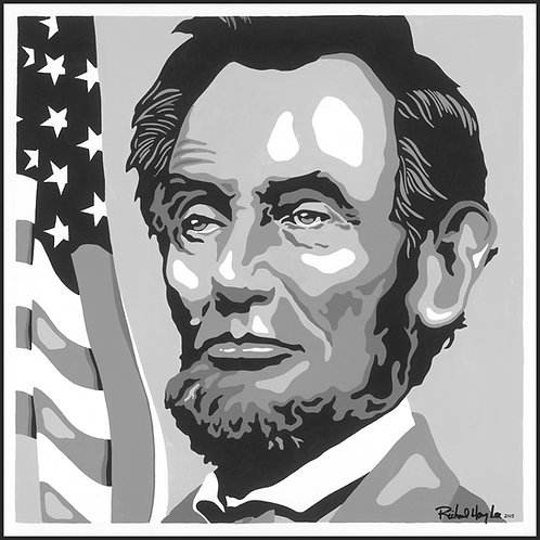 Abraham Lincoln, Original Painting