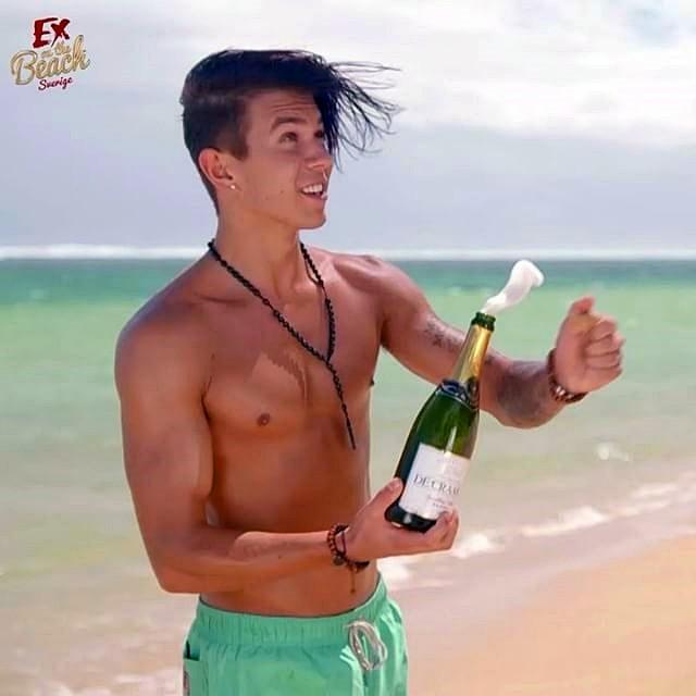 Jack Ex On The Beach