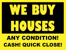 "What Do Those ""We Buy Ugly Houses Fast Cash"" Signs Mean?"