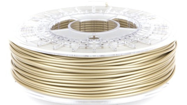 Colorfabb Pale Gold PLA/PHA2.85mm 750g