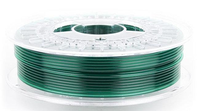 Colorfabb Transparent Green PLA/PHA 2.85mm 750g