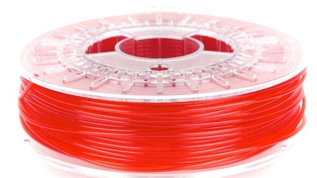 Colorfabb Transparent Red PLA/PHA 2.85mm 750g
