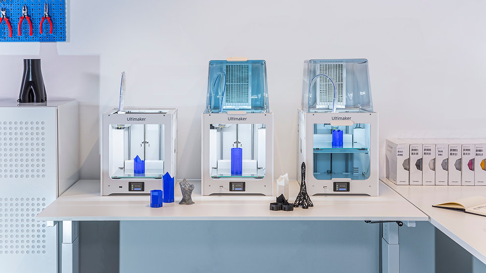 Ultimaker 2+ Connect & Air Manager Bundle