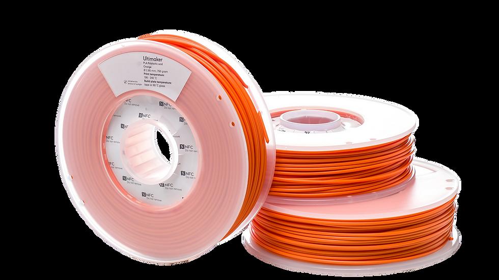 Ultimaker PLA Orange