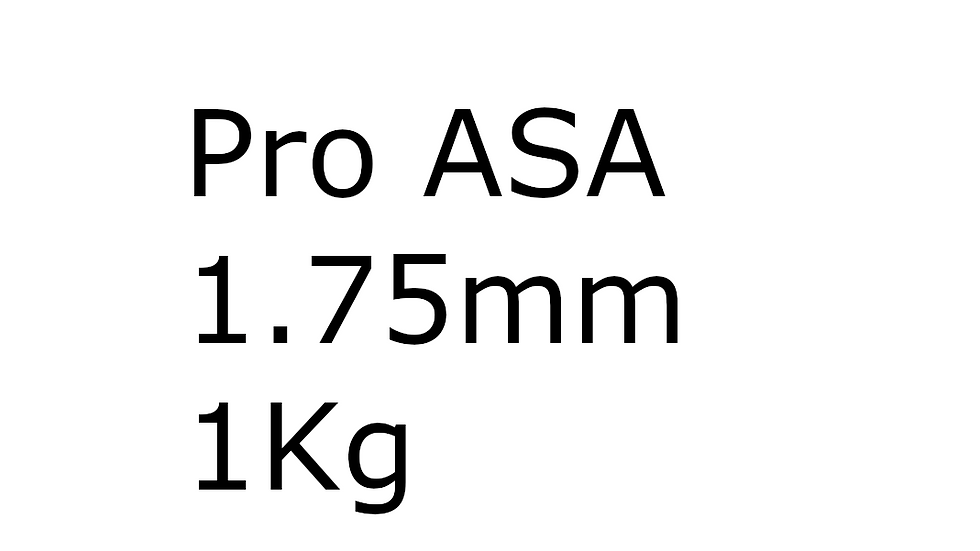 Pro ASA 1.75mm 1kg