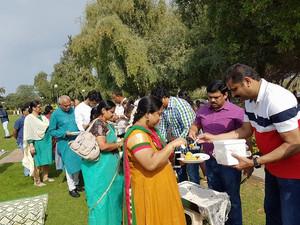 దుబాయ్ లో తెలుగువారి కార్తీక సమారాధన