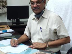 అటవీ అకాడమీ డైరెక్టర్ గా జెఎస్ఎన్ మూర్తి బాధ్యతల స్వీకరణ
