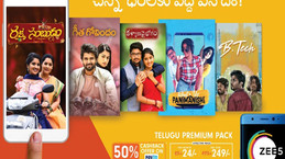 ZEE5 ANNOUNCES SPECIAL PACKS