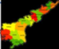 Districts of Andhra Pradesh