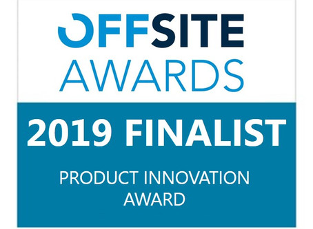 Product Innovation Award - Finalist 2019