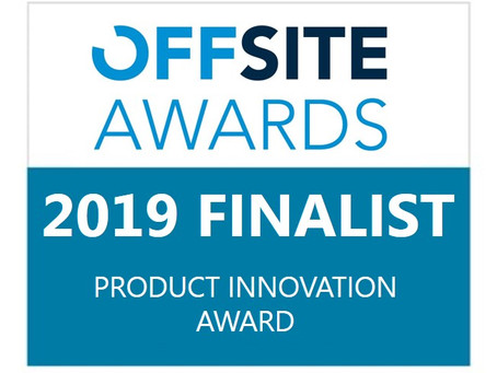 Product Innovation Award - Finalist 2019