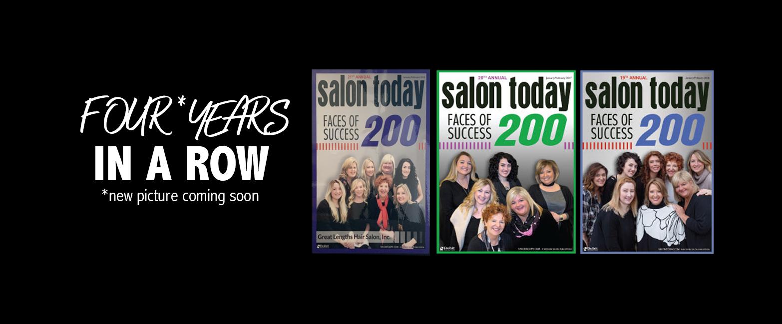 Salon Today Top 200 Salons