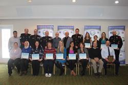 Crime Prevention Awards Recipients