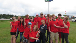 Chipman Youth Centre volunteer team